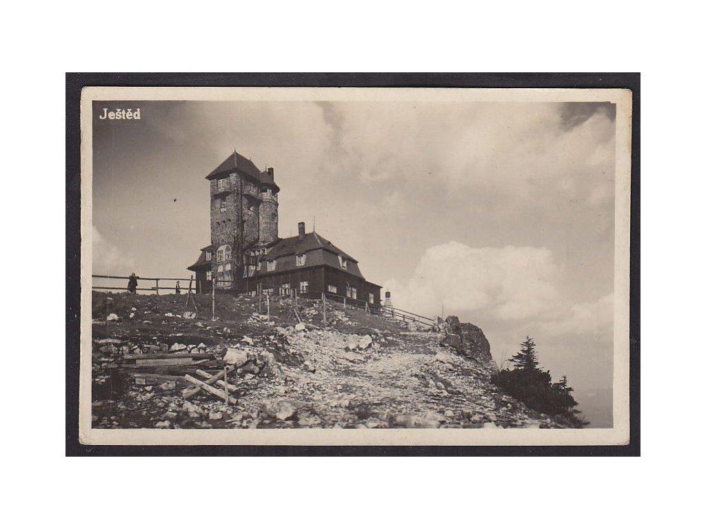32- Liberecko, Ještěd, Bromolux, ca 1930