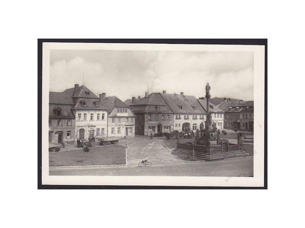 32 - Liberecko, Jablonné v podještědí, cca 1945