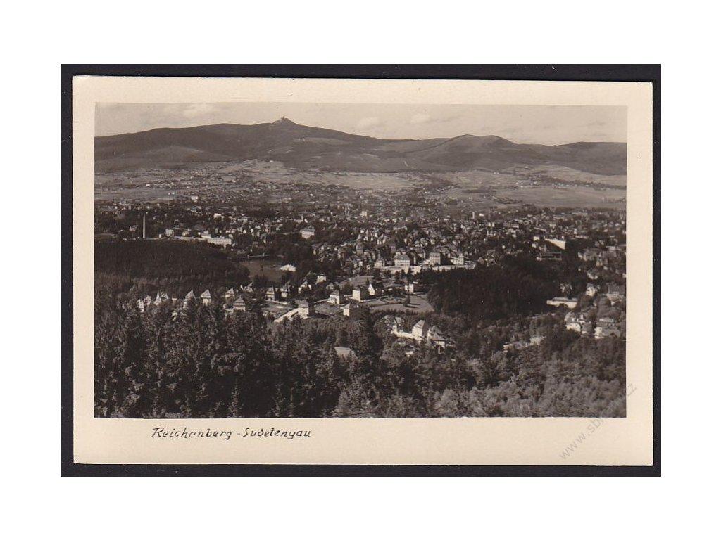 32 - Liberec (Reichenberg - Sudetengau), cca 1935