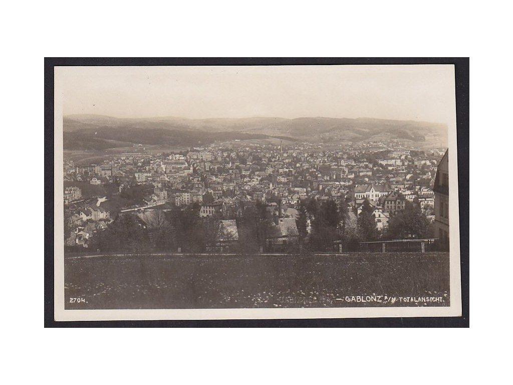 20- Jablonec nad Nisou, Bromografia, ca 1935