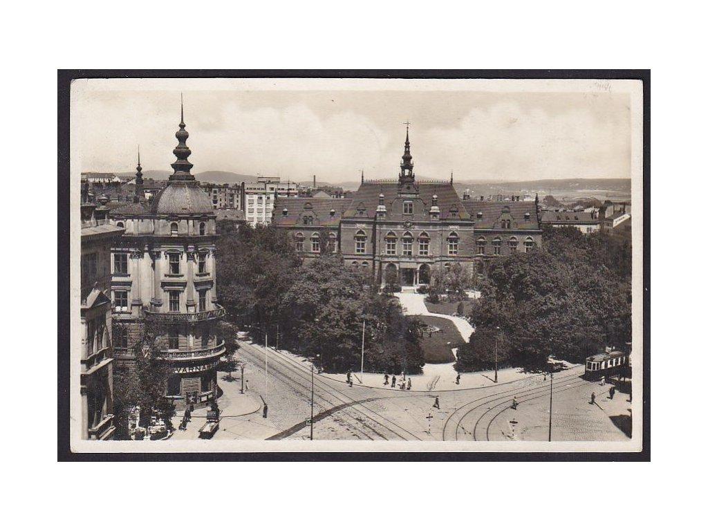 04-Brno, Německý dům, ca 1931