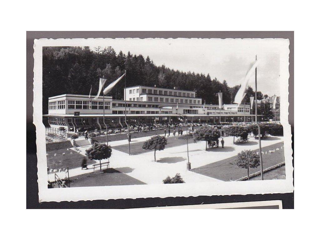73- Zlínsko, Luhačovice, Fototypia, ca 1935