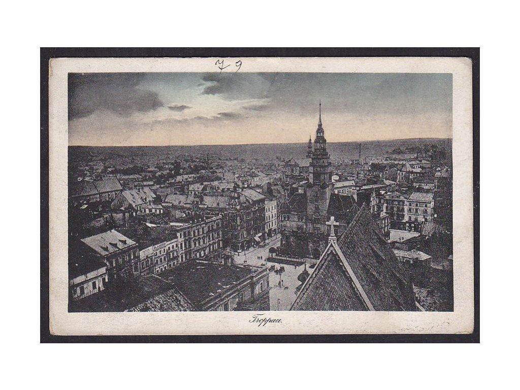 42- Opava (Troppau), Horní náměstí, ca 1935