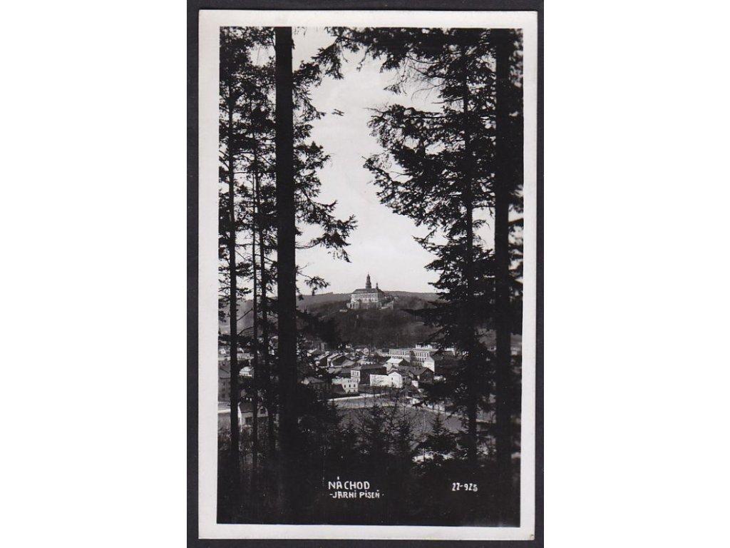 38- Náchod, Zámek, Grafo Čuda, ca 1934