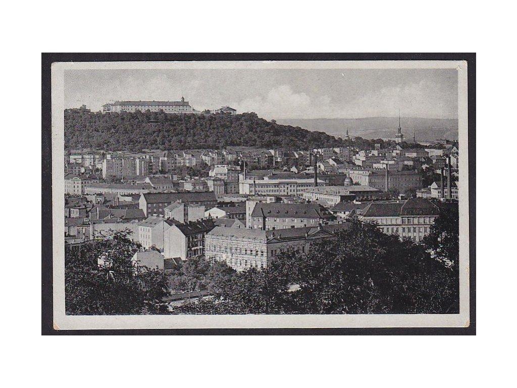 04- Brno, celkový pohled, ca 1940