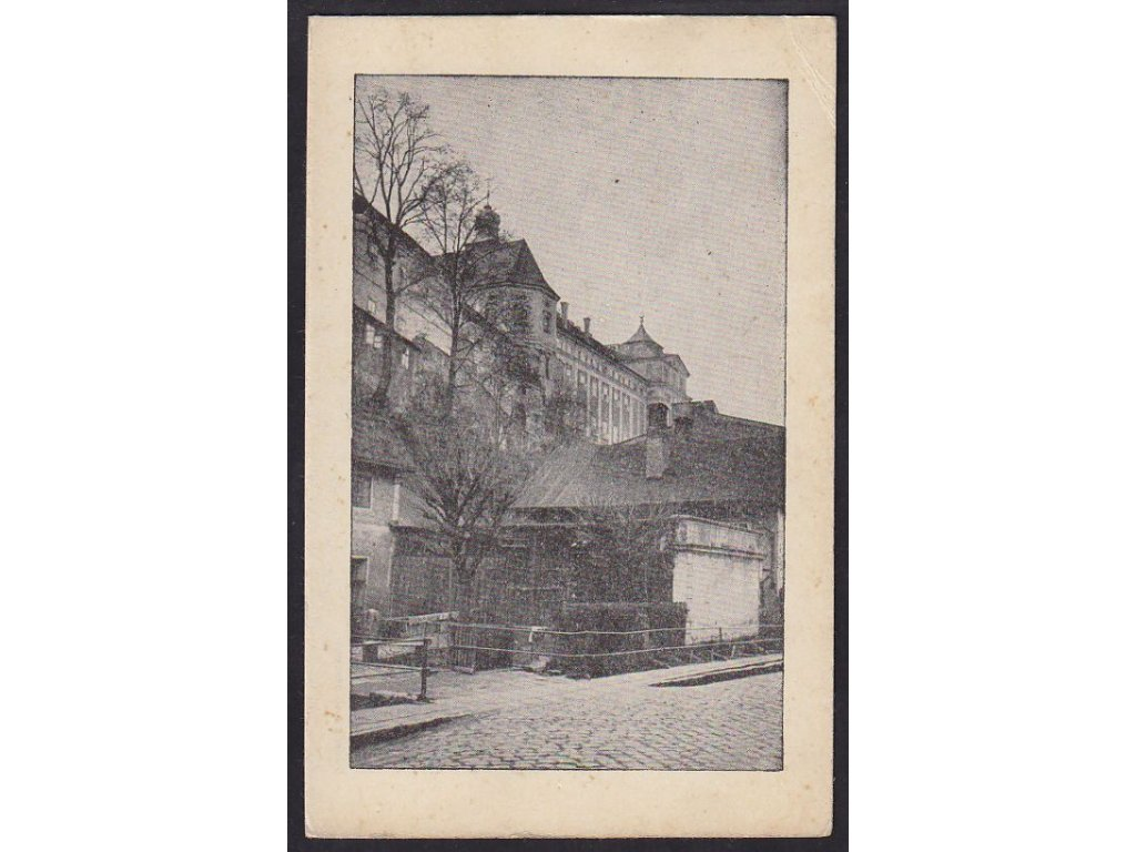 38- Náchodsko, Broumov, ca 1957