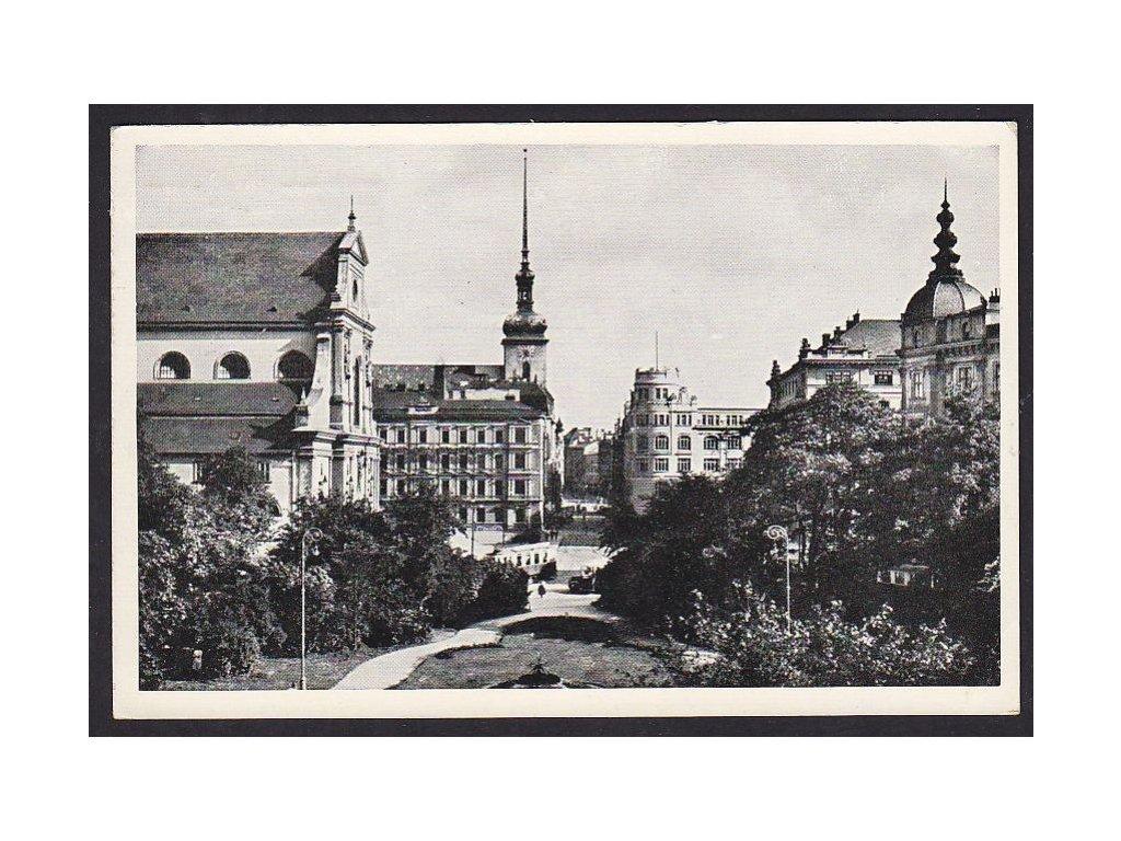 04- Brno, Kostel sv.Tomáše, ca 1935