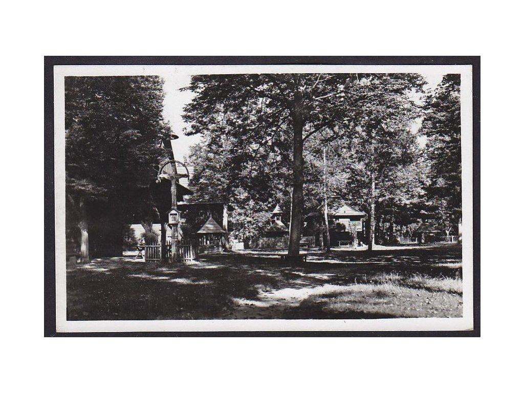 71- Beskydy, Rožnov pod Radhoštěm, muzem , Grafo Čuda, ca 1936