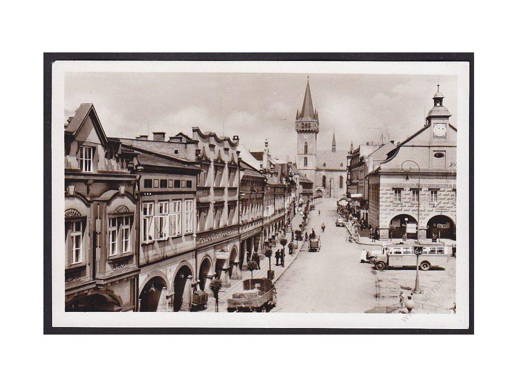66 - Trutnovsko, Dvůr Králové, fototypia Vyškov, cca 1935