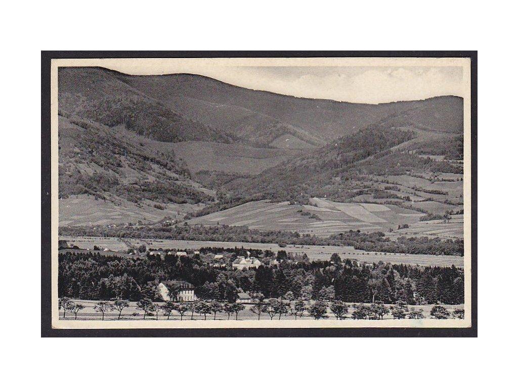 62- Šumpersk, Velké Losiny, ca 1935