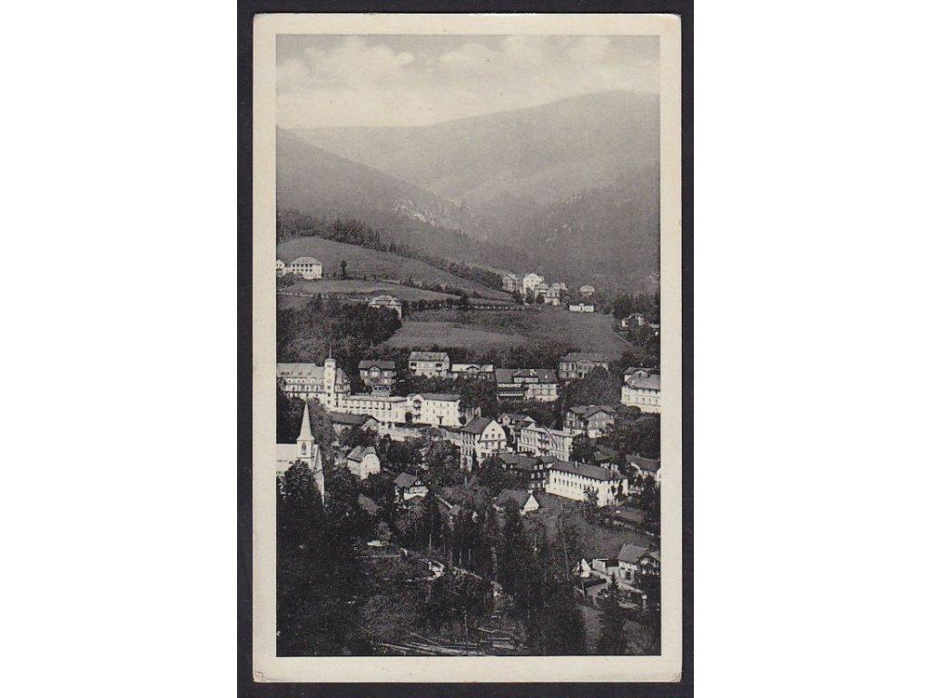 66- Krkonoše, Jánské Lázně, ca 1935