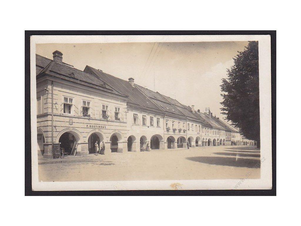 70 - Ústeckoorlicko, Kyšperk, cca 1930