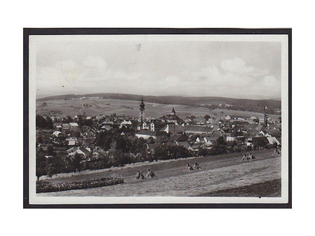 48- Prachaticko, Netolice, vyd. Václ.Lácha knihkupec, ca 1930