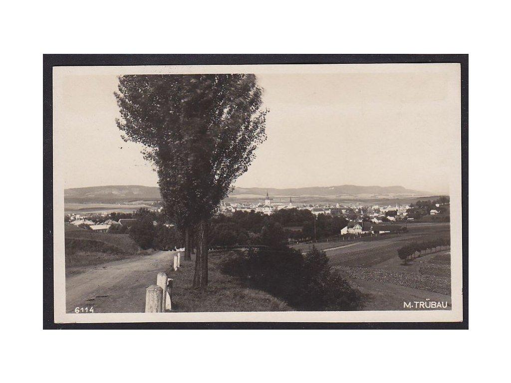 61- Svitavsko, Moravská Třebová( Mähr Trübau), Bromogafia, ca 1925