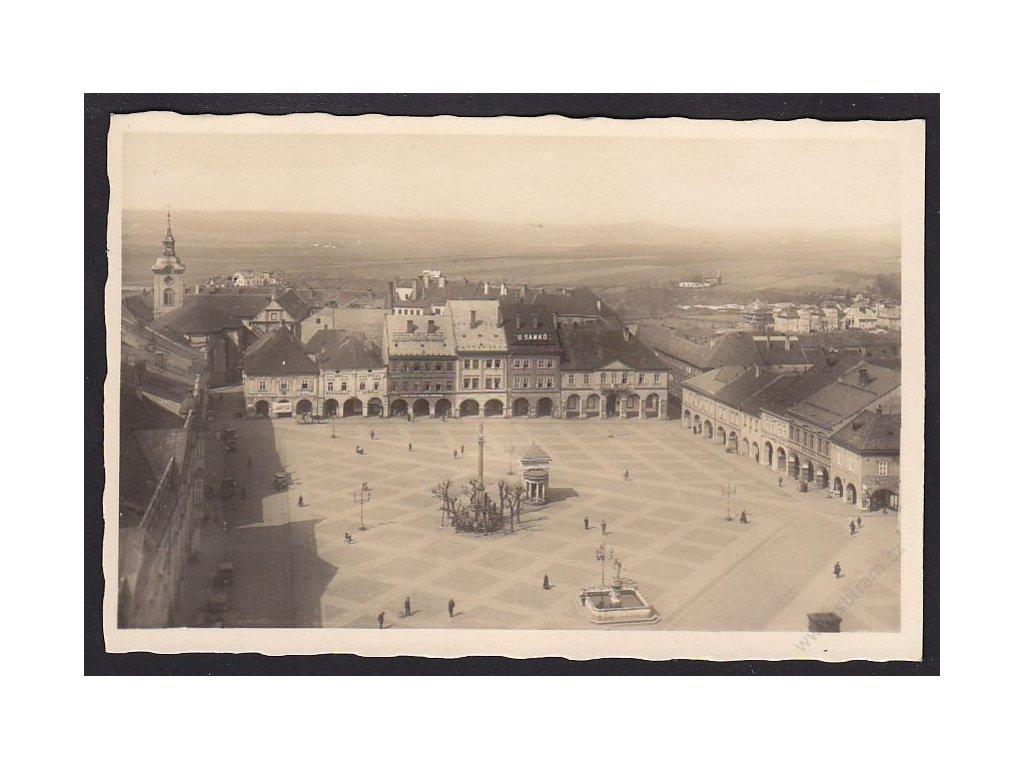 22 - Jičín (Jitechin), cca 1930