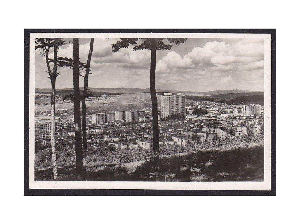 73- Zlín, celkový pohled, Baťovy závody, Grafo Čuda, ca 1940