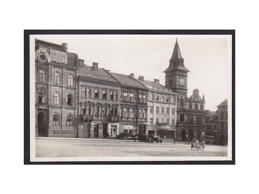 58- Semilsko, Turnov, vyd. K. Hendrych, ca 1930