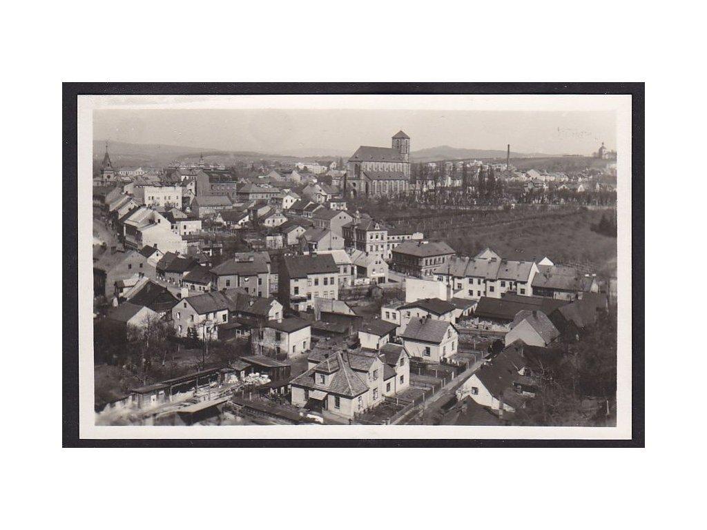 58- Semilsko, Turnov, vyd. K. Hendrych, cca 1930