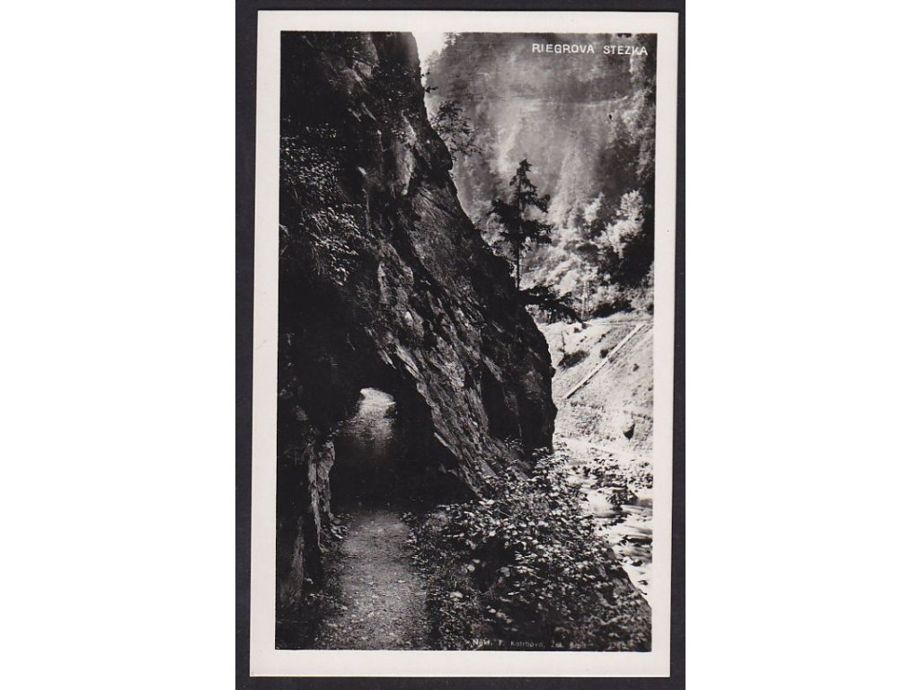 58- Semilsko,Český ráj – Riegrova stezka, Foto Fon, ca1935
