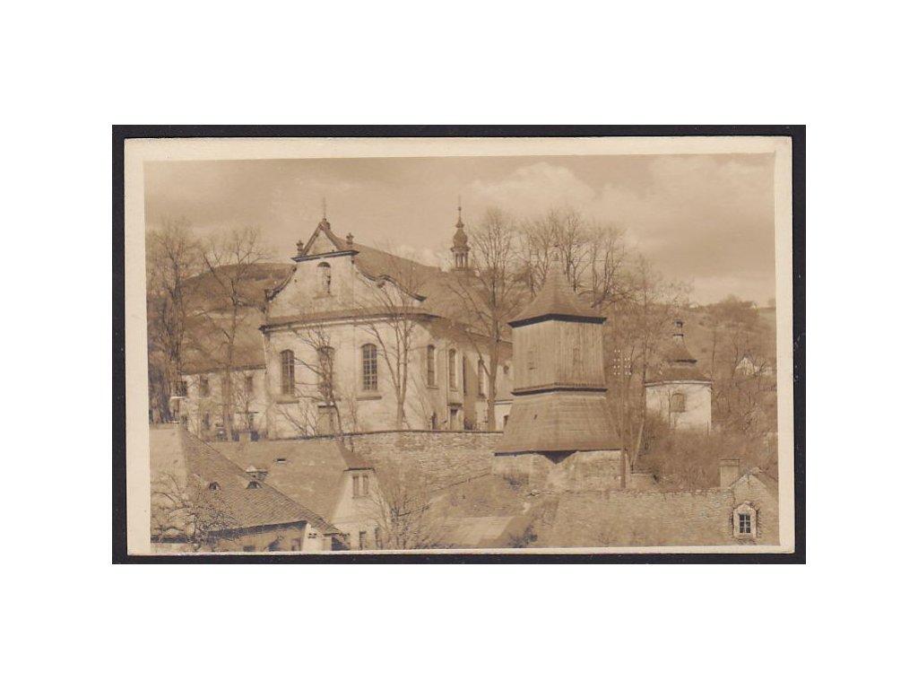 20 - Jablonecko, Železný Brod, cca 1925