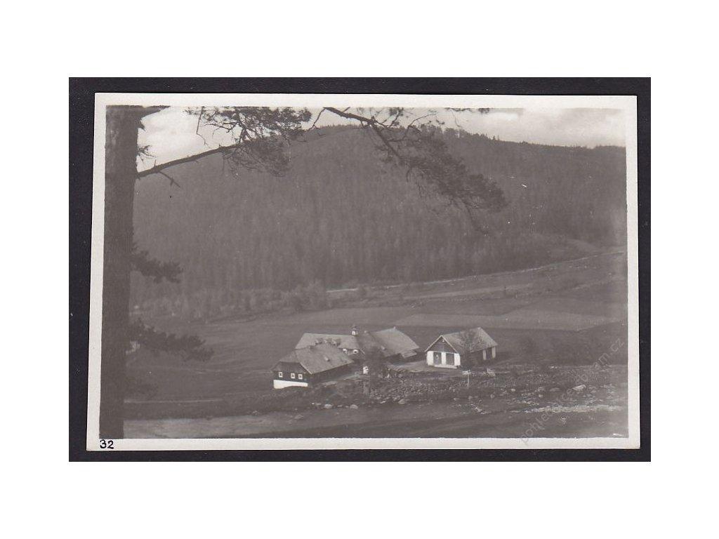 28- Šumava, Antýgl, ca 1930