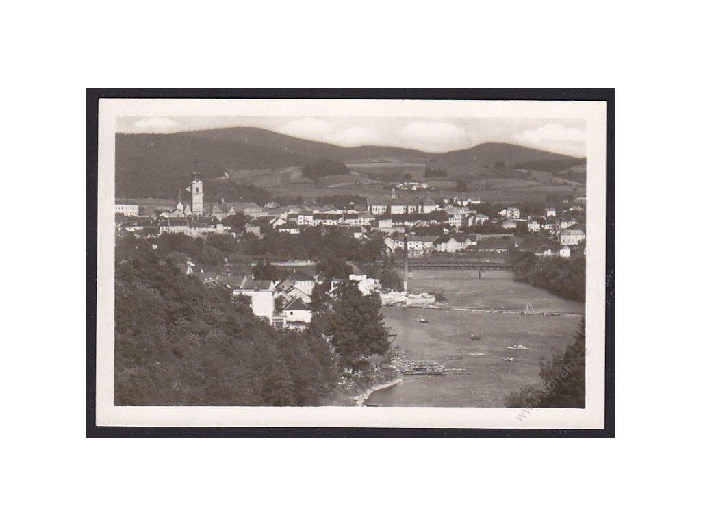46 - Písek, fototypia Vyškov, cca 1935