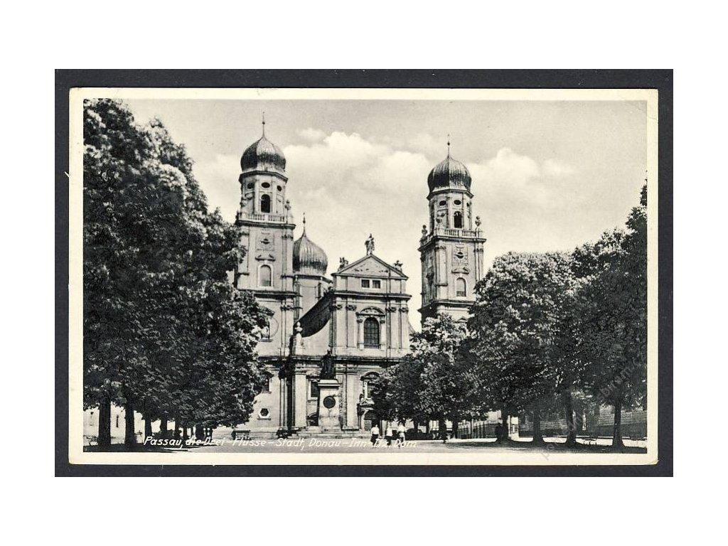 Deutschland, Passau, St. Stephan Dom, cca 1936