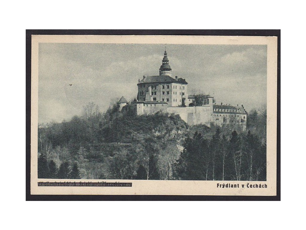 32 - Liberecko, Frýdlant v Čechách (Friedlan), nakl. Schneider, cca 1930