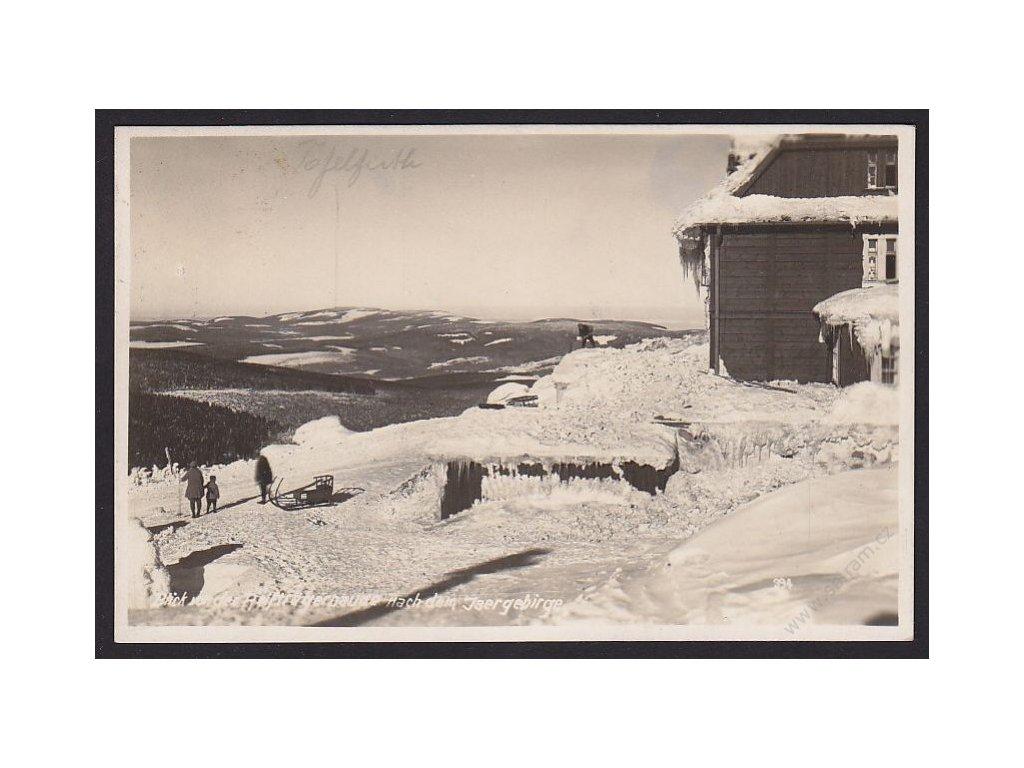 32 - Liberecko, Reiftragerbaude, cca 1930
