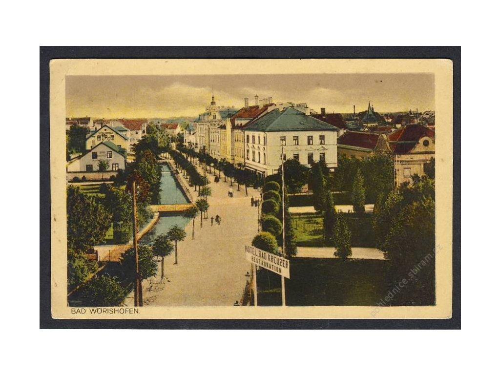 Deutschland, Bad Wörishofen, Partie, cca 1925