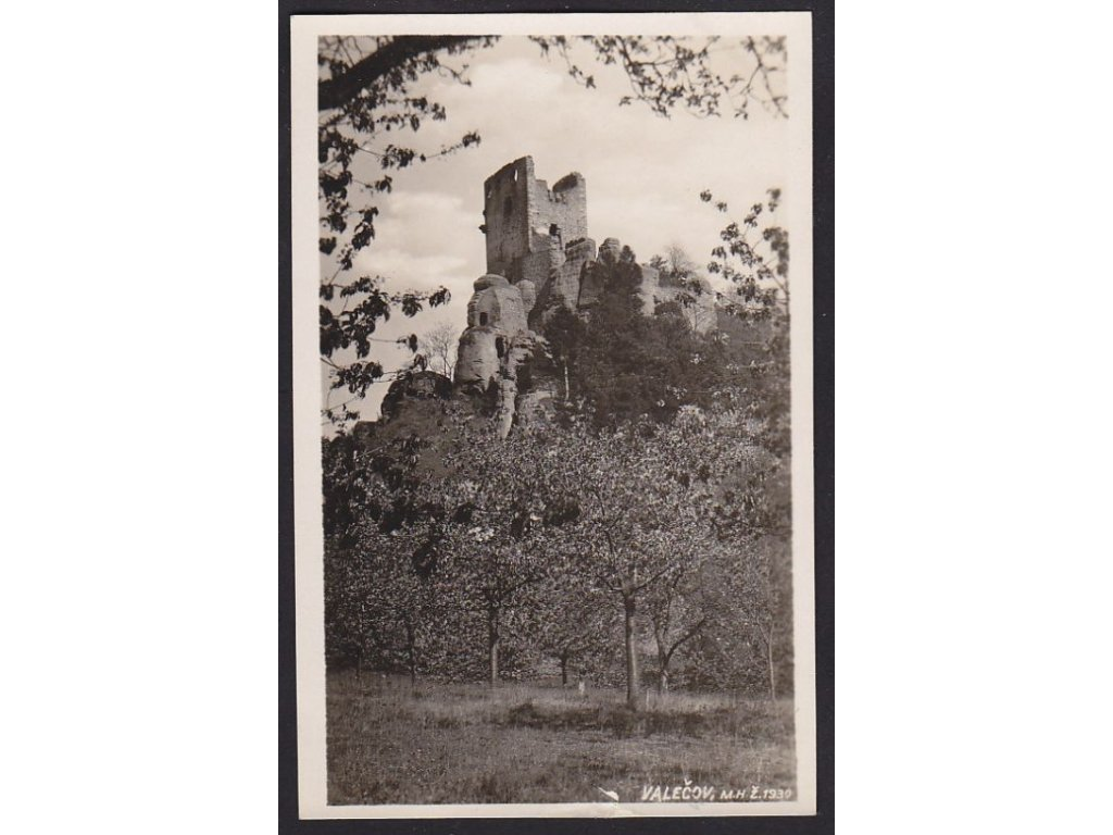 36 - Mladoboleslavsko, Valečov, cca 1931