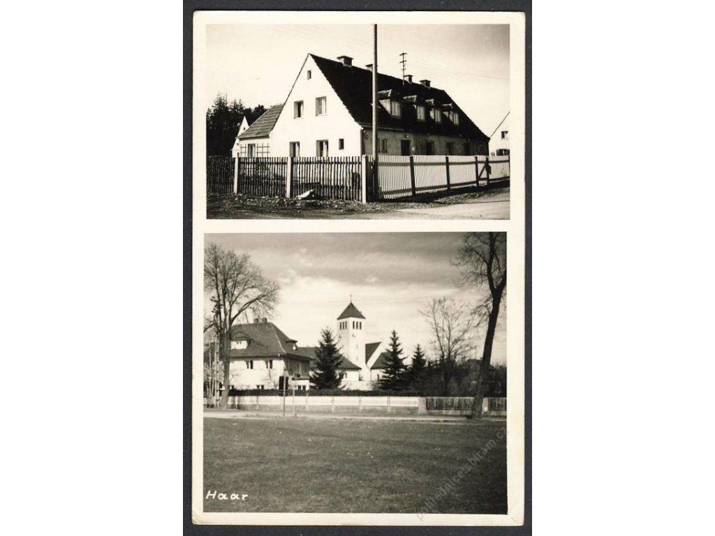 Deutschland, Haar, Dorfansicht, cca 1936