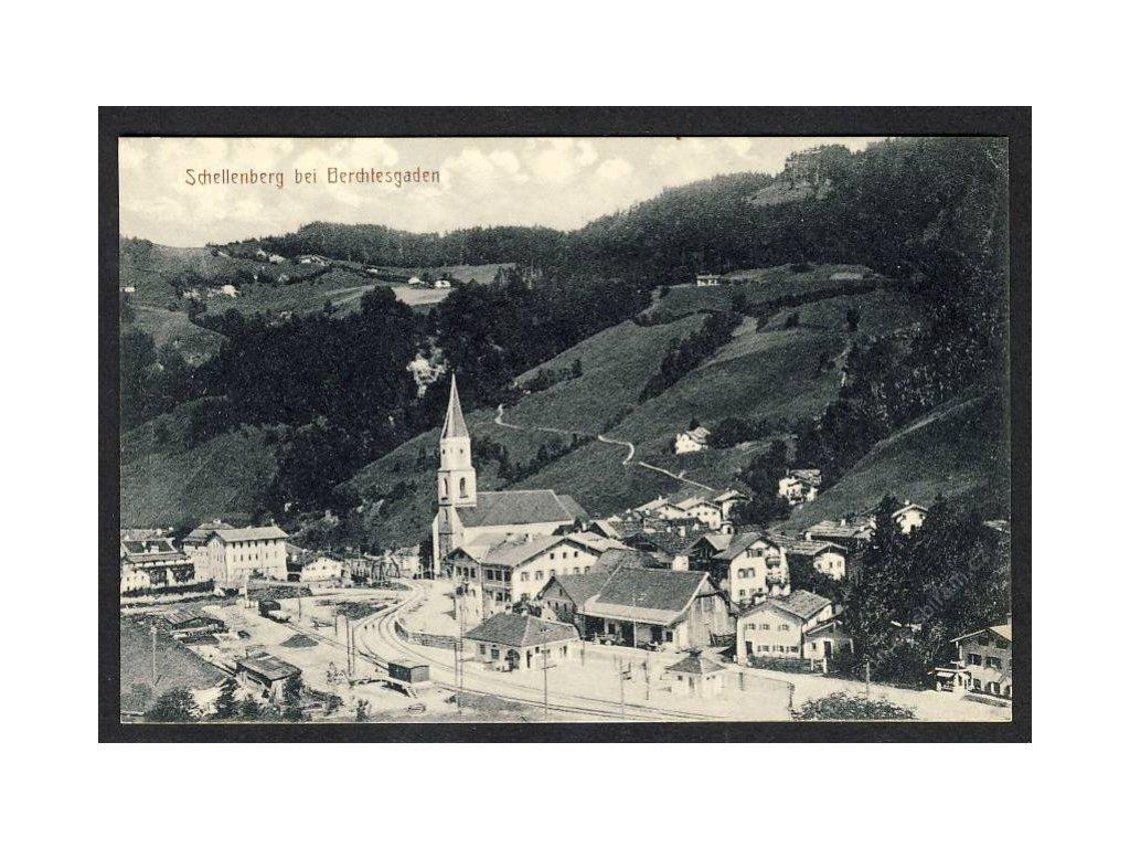 Deutschland, Schellenberg bei Berchtesgarden, cca 1908