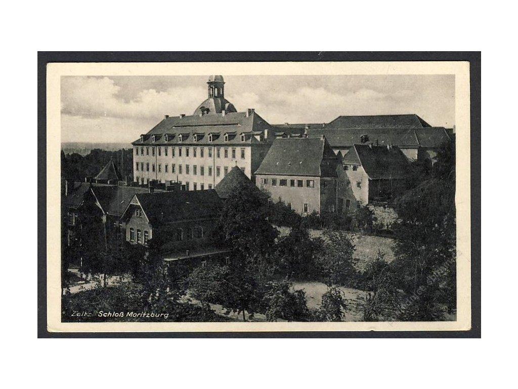 Deutschland, Zeitz, Schloss Moritzburg, cca 1925