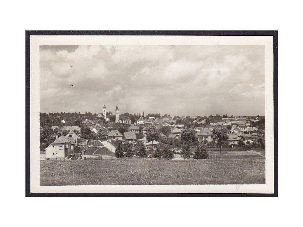 45 - Pelhřimovsko, Pacov, cca 1945