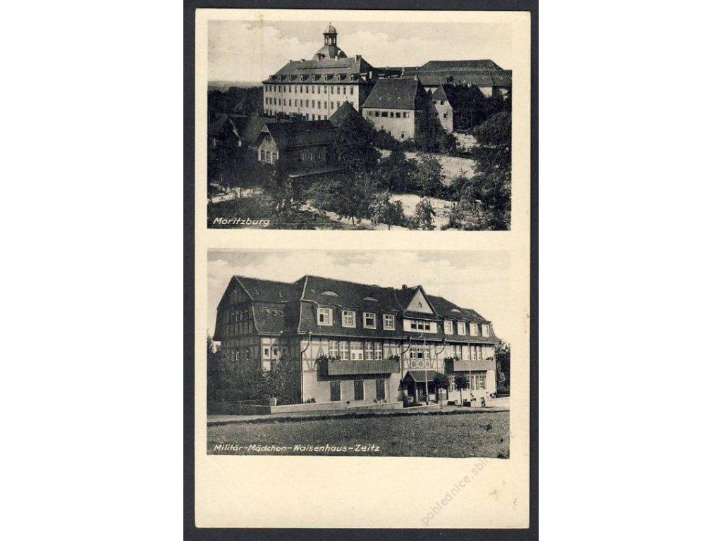 Deutschland, Moritzburg, Militär-Mädchen-Waisenhaus-Zeitz, cca 1935