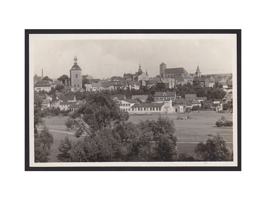 58 - Semilsko, Turnov, foto Hendrych, cca 1930
