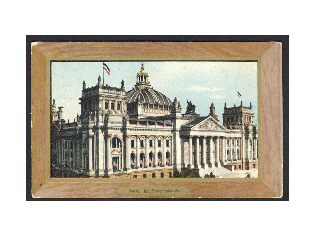 Deutschland, Berlin, Reichstagsgebäude, cca 1915