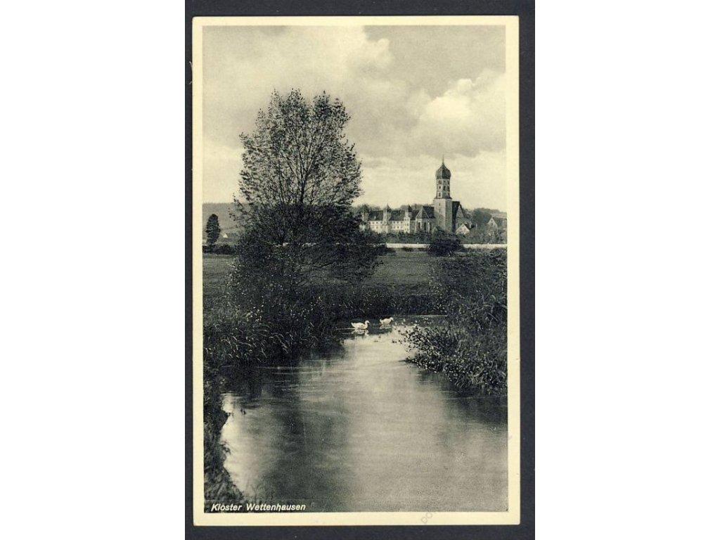 Deutschland, Kloster Wettenhausen, cca 1938