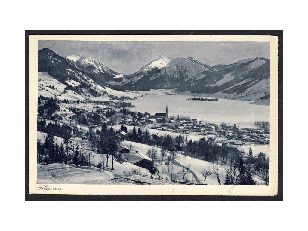 Deutschland, Schliersee, Totalansicht, cca 1925