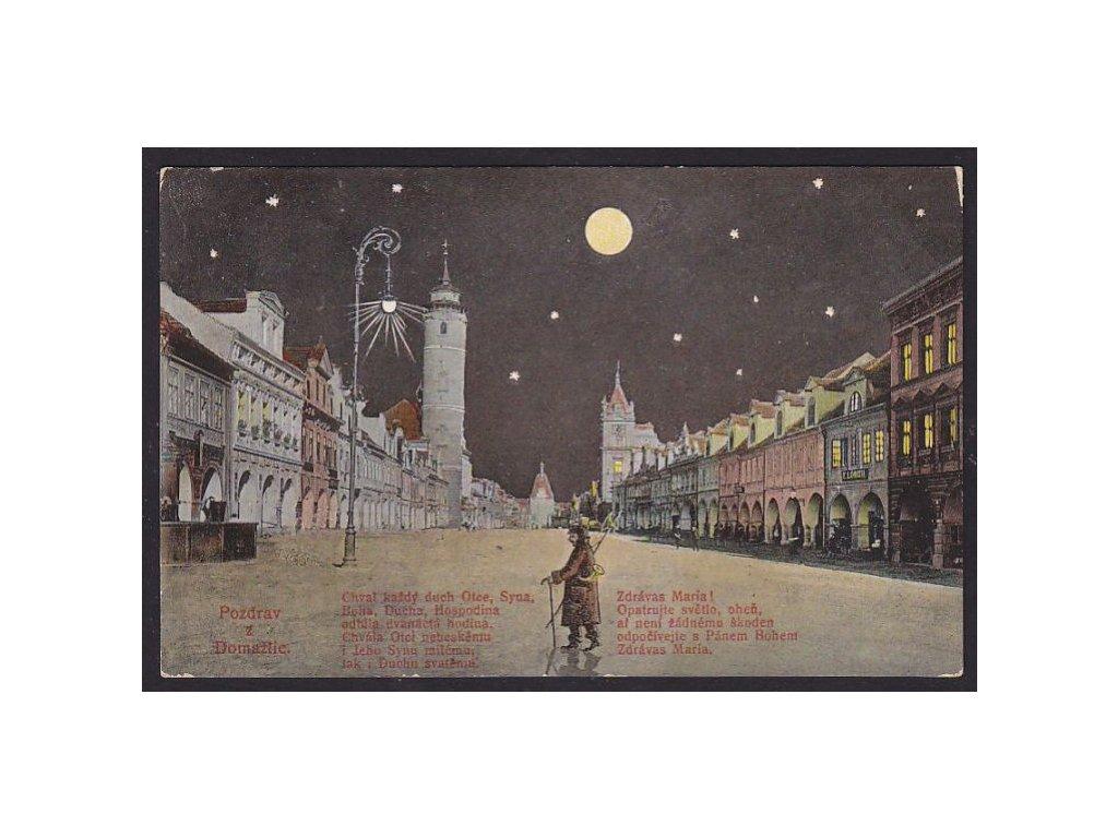 15 - Domažlice, cca 1912
