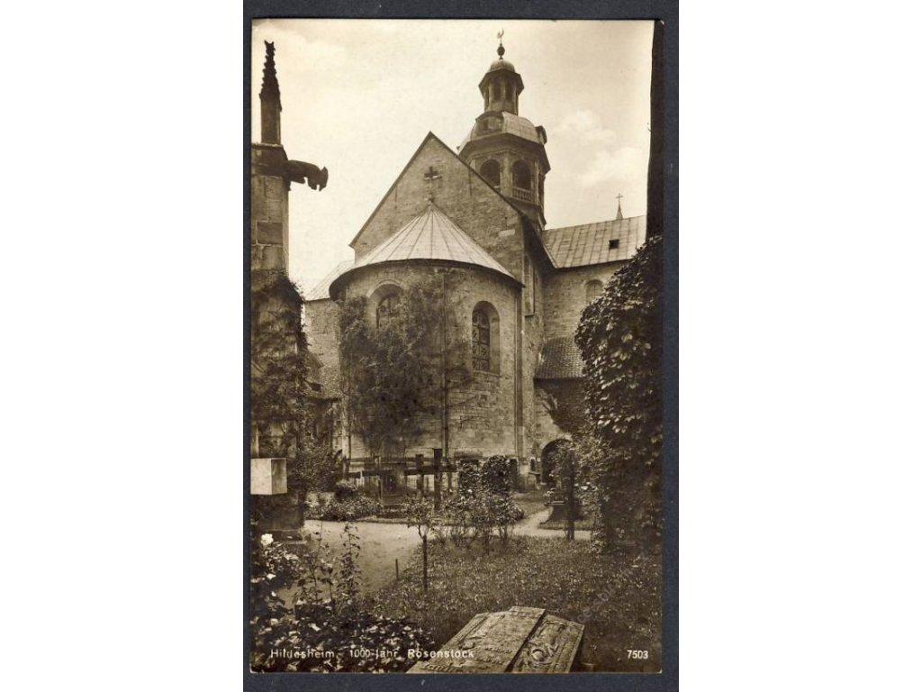 Deutschland, Hildesheim, Rosenstick, cca 1923