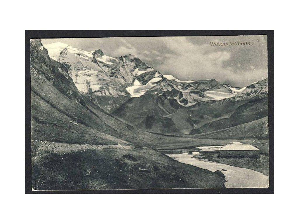 Österreich, Wasserfallboden, cca 1908