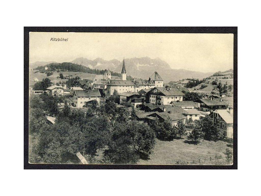 Österreich, Kitzbühel, Teilansicht, cca 1910