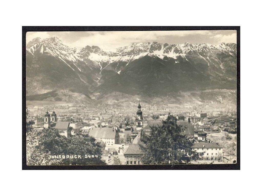 Österreich, Innsbruck, Totalansicht, cca 1908