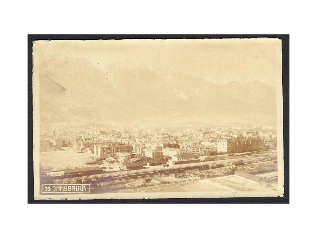 Österreich, Innsbruck, Totalansicht, cca 1930