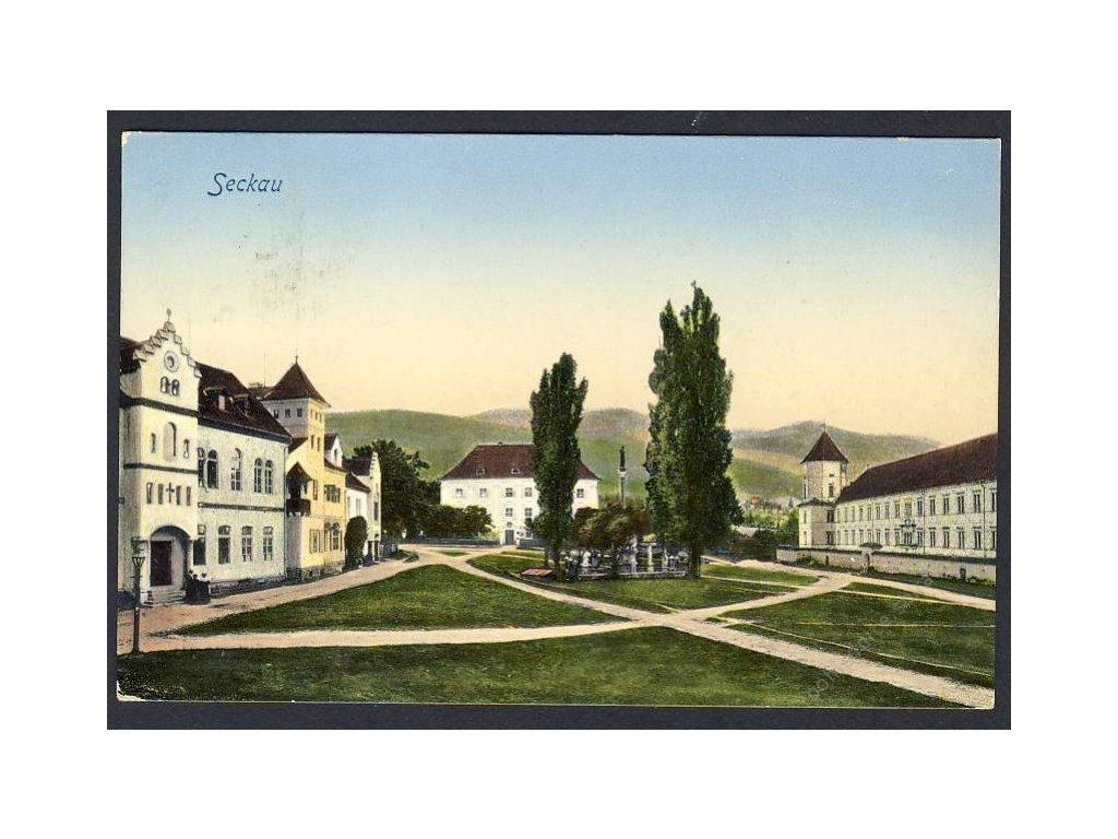 Österreich, Seckau, cca 1915