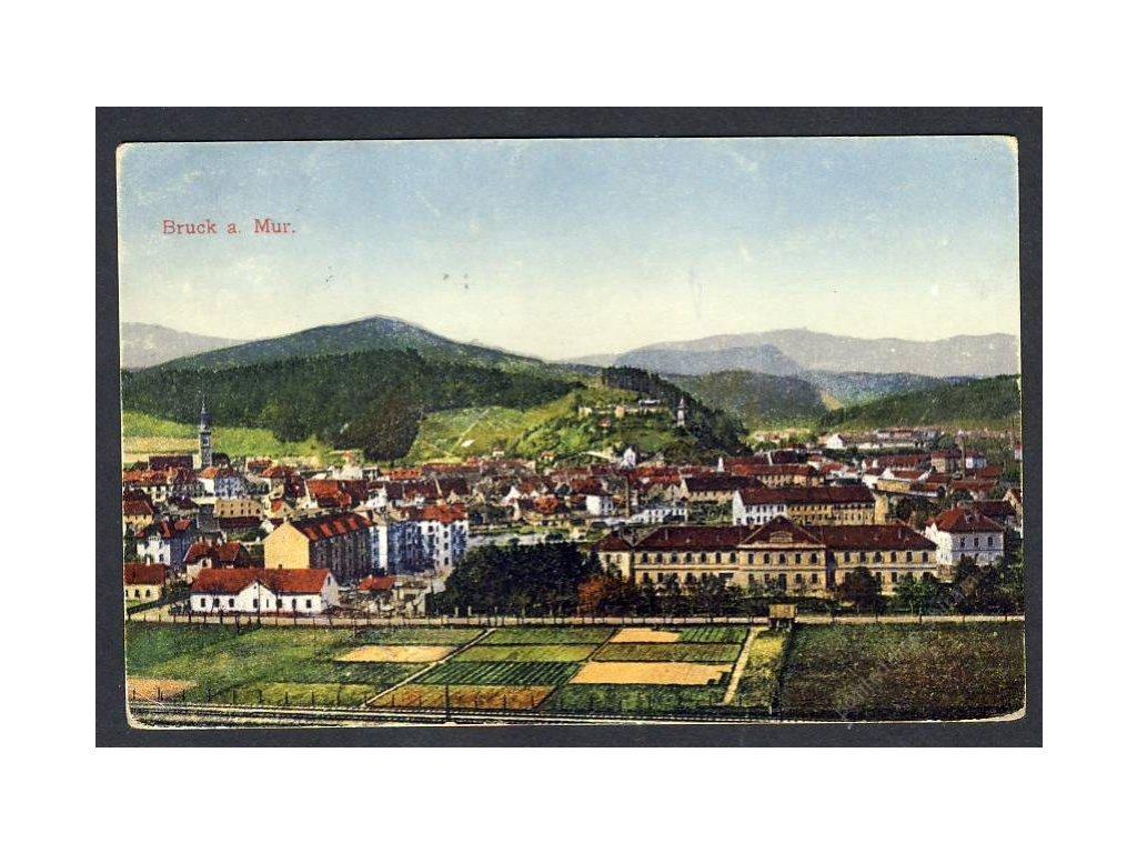 Österreich, Bruck a. Mur, cca 1910