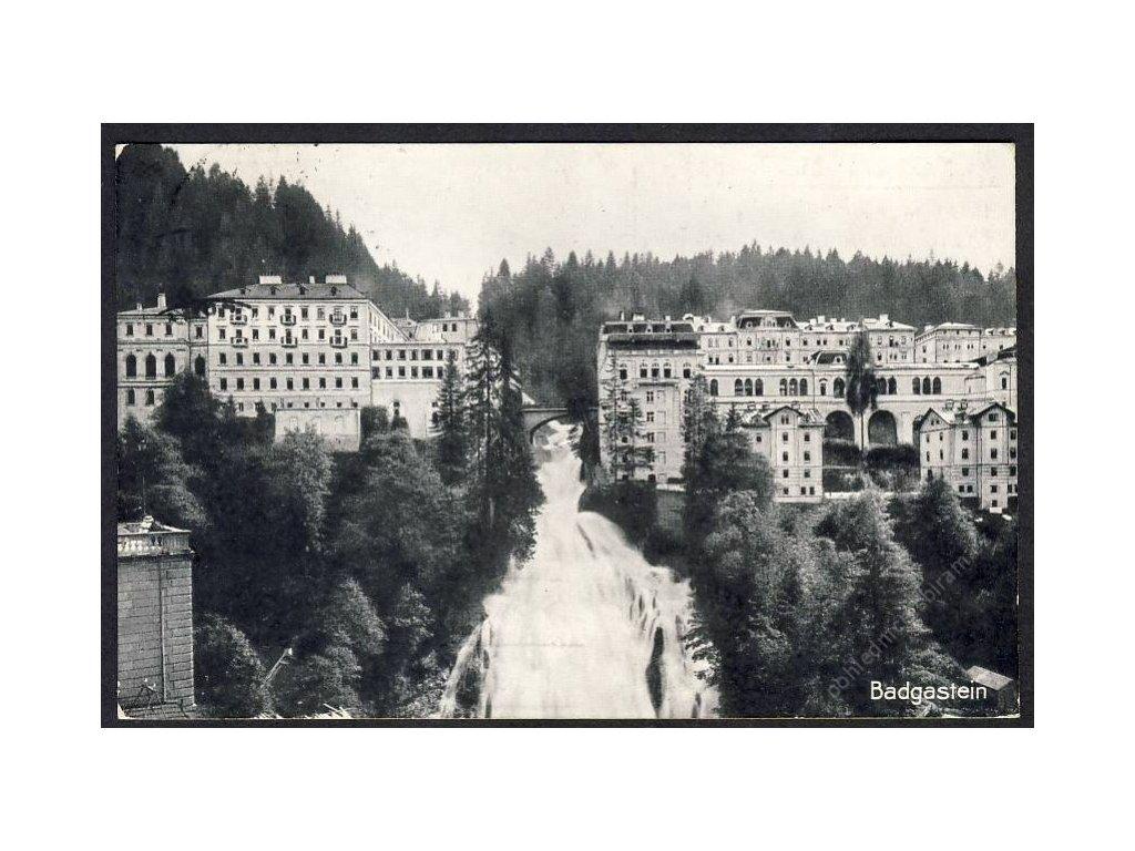 Österreich, Badgastein, cca 1933