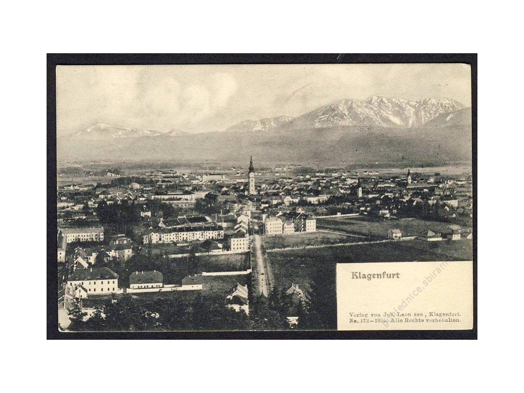 Österreich, Klagenfurt, cca 1905